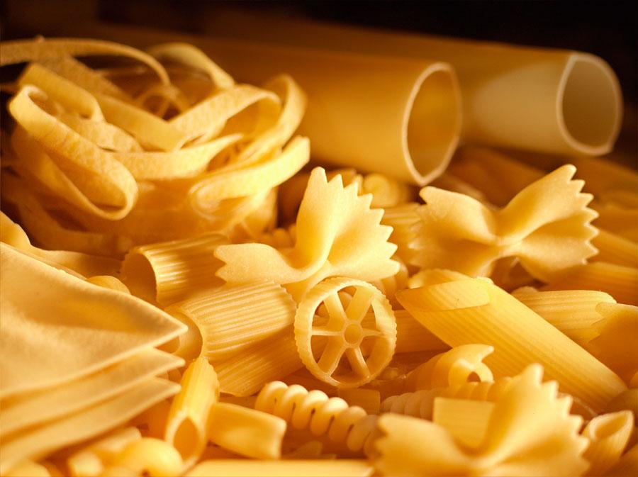 Produzione della pasta fresca e formati
