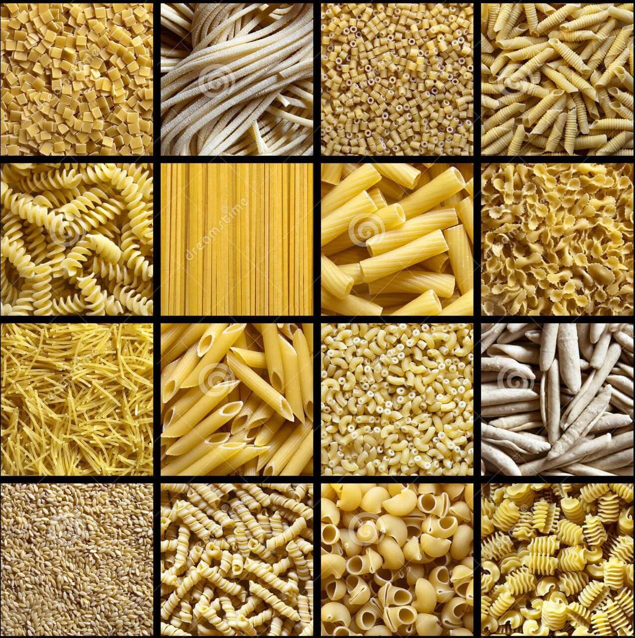 Produzione della pasta fresca
