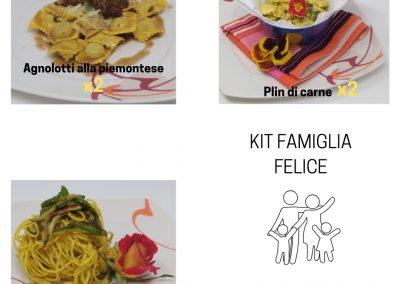 Kit Famiglia Felice 2020